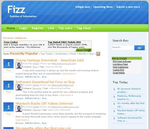 Fizz.infogle.com